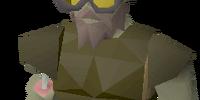 Gravedigger mask