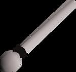 Bottom of sceptre detail