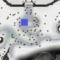 Undor location