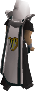 Music cape (t) equipped