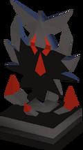 Mysterious emblem (tier 10) detail