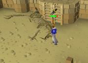 Defending against boneguard