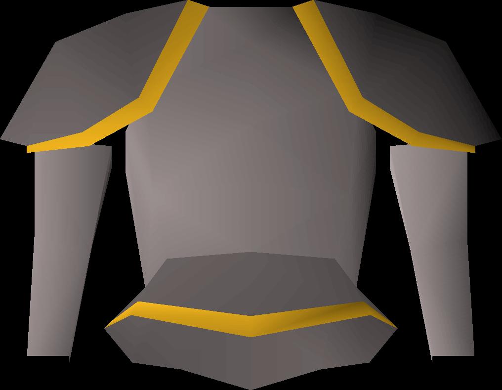 Steel platebody (g) detail