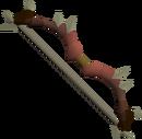 Dark bow detail