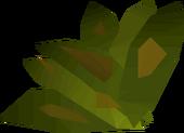 Grimy snapdragon detail