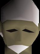 Ensouled chaos druid head detail