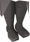 Antisanta boots detail
