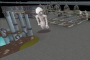 Homunculus in dungeon