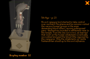 Varrock Museum display 32