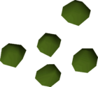 Herb seed detail