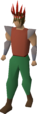 Ogre dragon archer hat equipped.png
