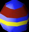 Easter egg detail