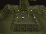 Emote clue - jig at barrows chest