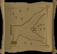 Map clue Castle Wars