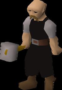 Dwarf gang member