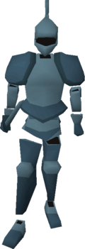 Animated Rune Armour
