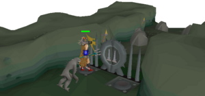 Dagannoth King Doors