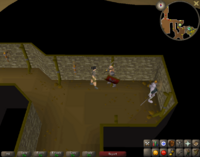 Cryptic clue - vannaka edgeville dungeon