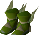 Pegasian boots