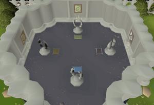 Mage Training Arena lobby