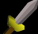 Steel dagger