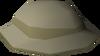 Pith helmet detail