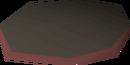Mole skin detail