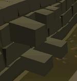 Wall crusher