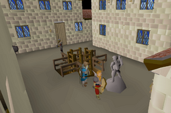 Mining Guild upstairs