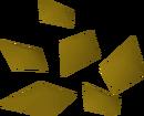 Unidentified minerals detail
