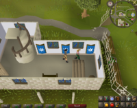 Cryptic clue - speak cassie falador