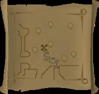 Map clue Miscellania
