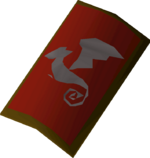 Dragon sq shield detail