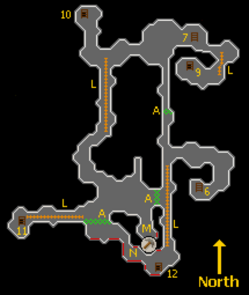 Abandoned Mine Level 3
