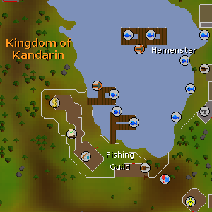 fishing guild old school runescape wiki fandom powered