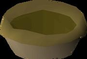 Mud pie detail