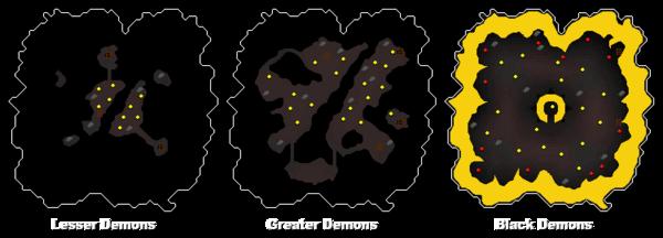 Diverse Dungeons (3)