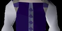 Blue elegant shirt