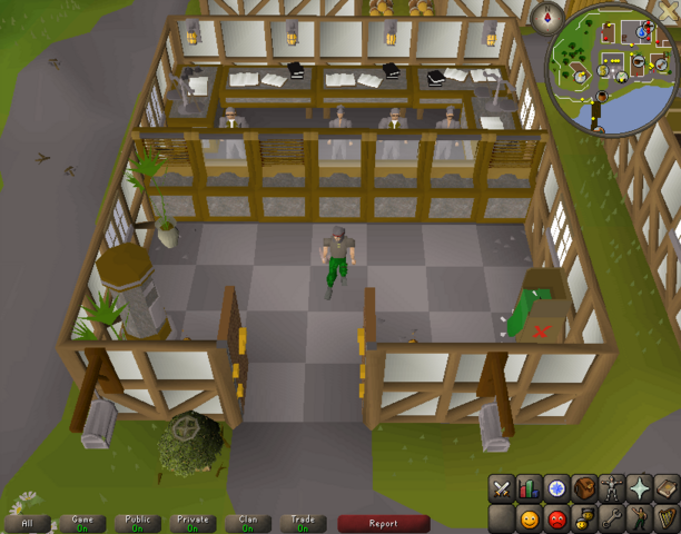 File:Emote clue - shrug catherby bank.png