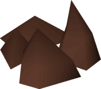 Iron rock