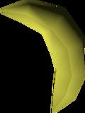 Banana detail