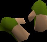 Ranger gloves detail