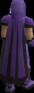 Graceful cape (Arceuus) equipped