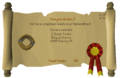 Creature of Fenkenstrain reward scroll.png