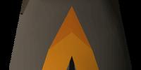 Pyromancer robe