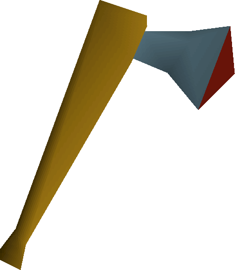 how to get rune axe f2p