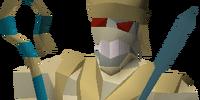 Guardian mummy