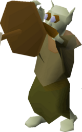 Spit goblin