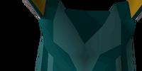 Fletching cape