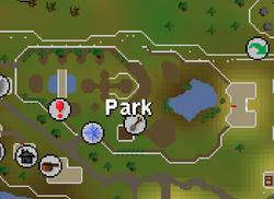 Falador Park Map